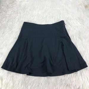 Athleta Black Everyday Skort Skirt